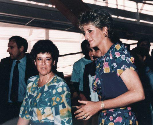 Joanna MacLean princess Diana