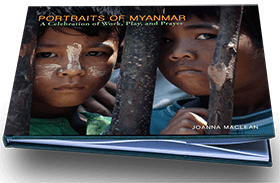 Portraits of Myanmar