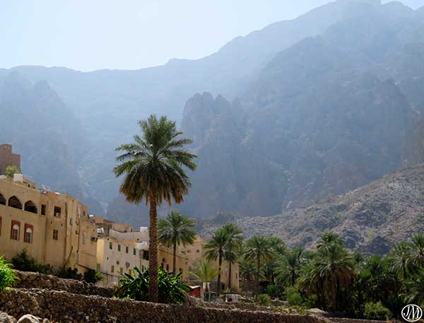 Deserta and Mountains of Oman