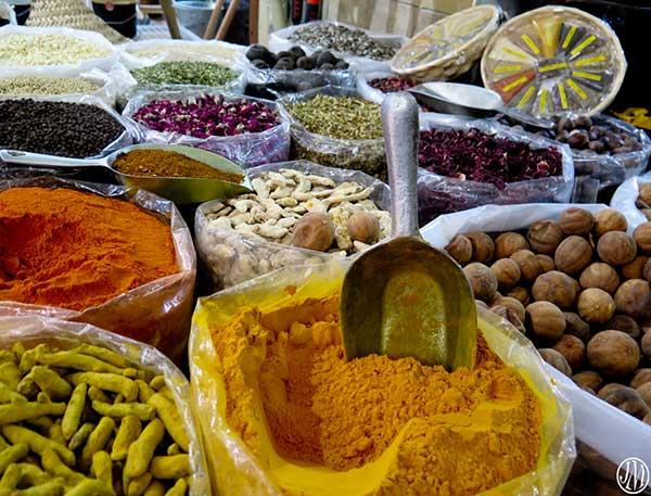 Markets of Oman